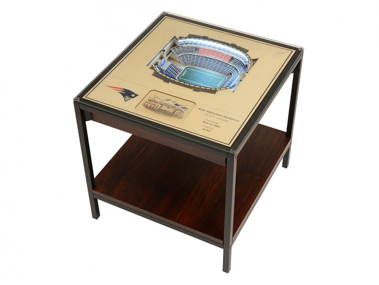 25-Layer Stadium Lighted End Table by StadiumViews - 42