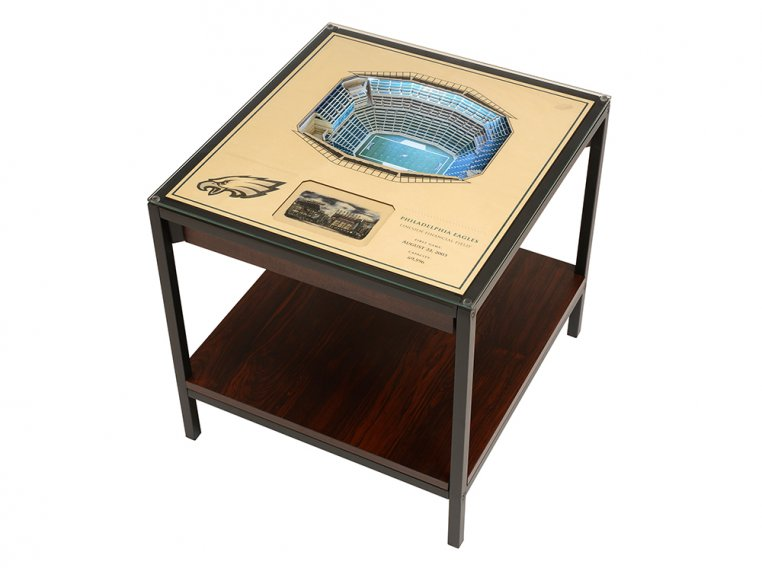 25-Layer Stadium Lighted End Table by StadiumViews - 18