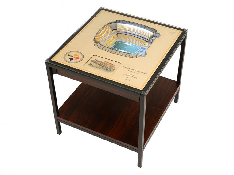 25-Layer Stadium Lighted End Table by StadiumViews - 46
