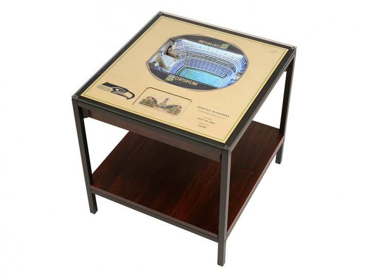 25-Layer Stadium Lighted End Table by StadiumViews - 19