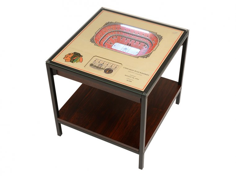 25-Layer Stadium Lighted End Table by StadiumViews - 48