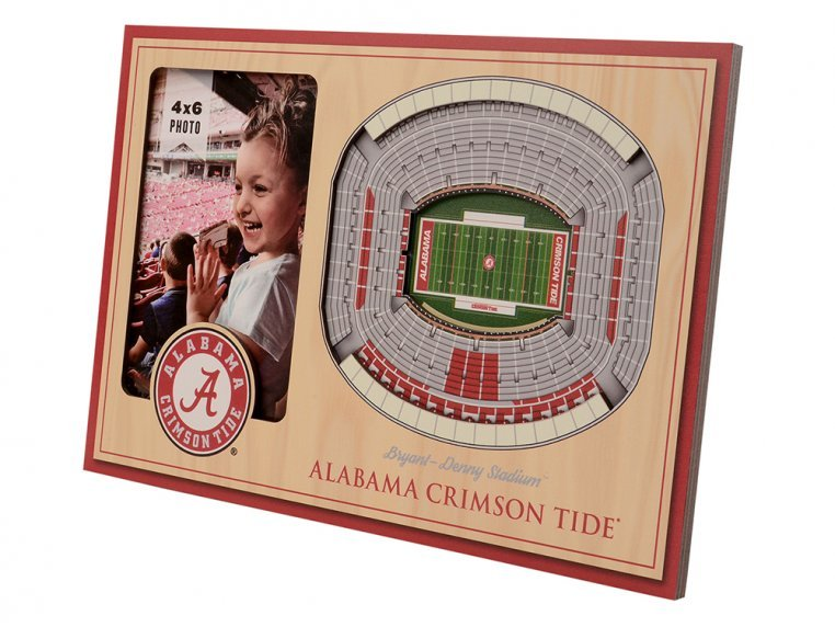 3D Stadium Picture Frame by StadiumViews - 4