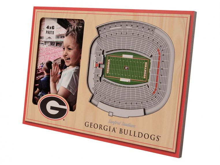3D Stadium Picture Frame by StadiumViews - 7