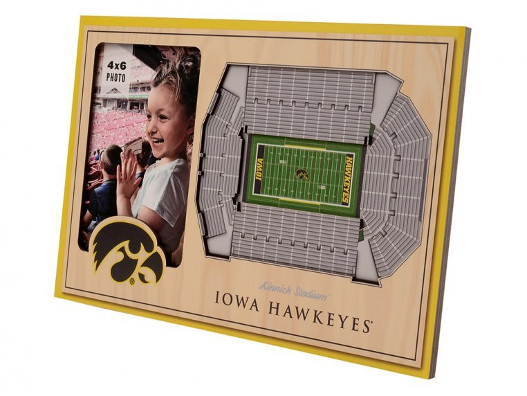 3D Stadium Picture Frame by StadiumViews - 9