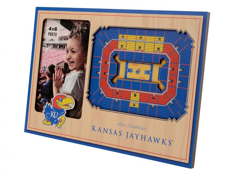 3D Stadium Picture Frame by StadiumViews - 10