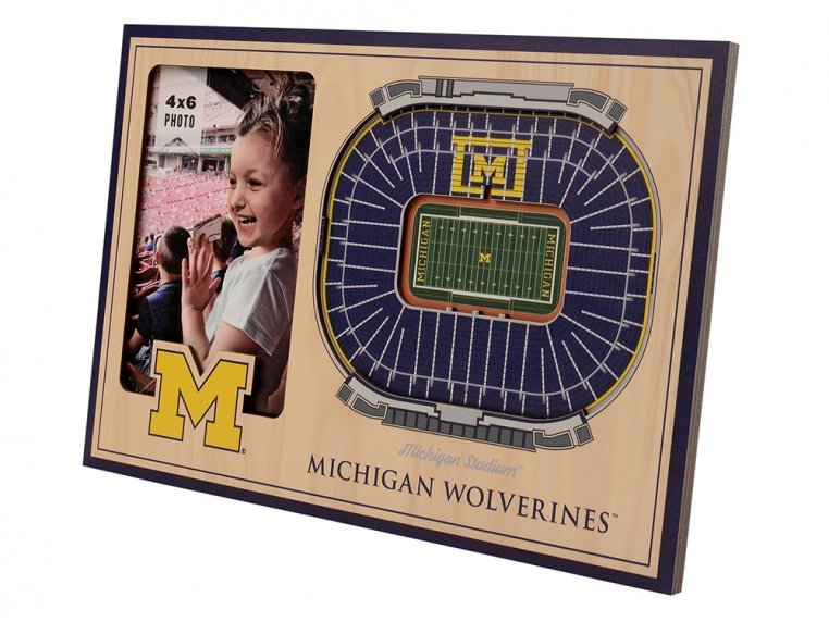 3D Stadium Picture Frame by StadiumViews - 12