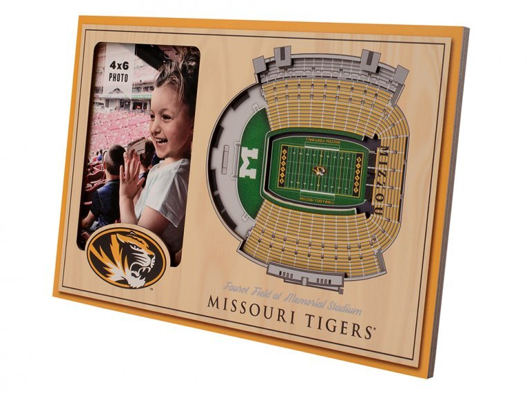 3D Stadium Picture Frame by StadiumViews - 14
