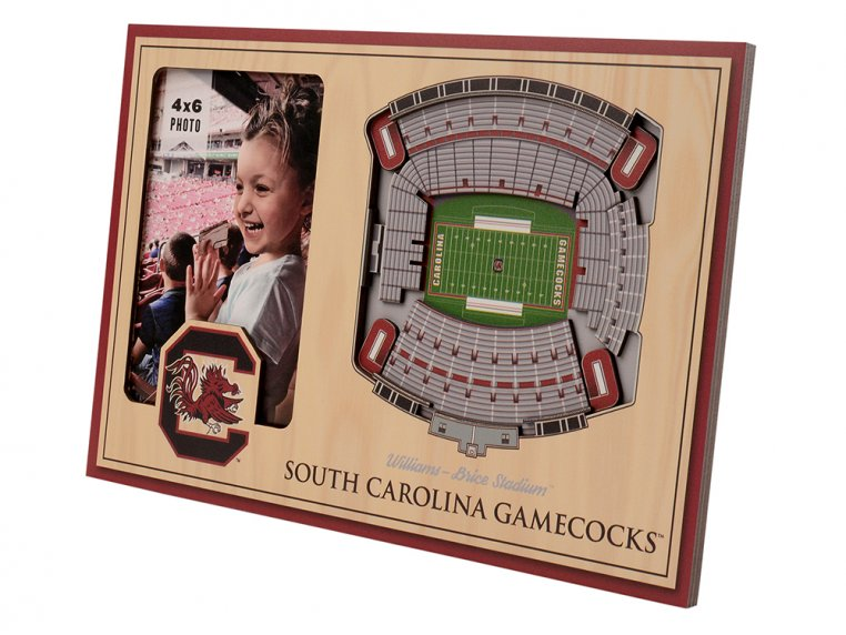 3D Stadium Picture Frame by StadiumViews - 20
