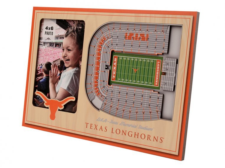 3D Stadium Picture Frame by StadiumViews - 22