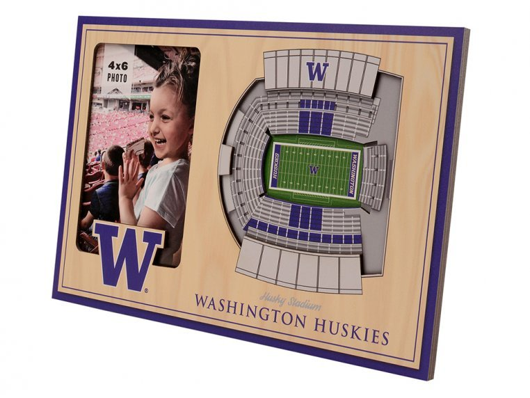 3D Stadium Picture Frame by StadiumViews - 23