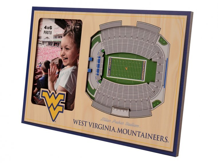 3D Stadium Picture Frame by StadiumViews - 24