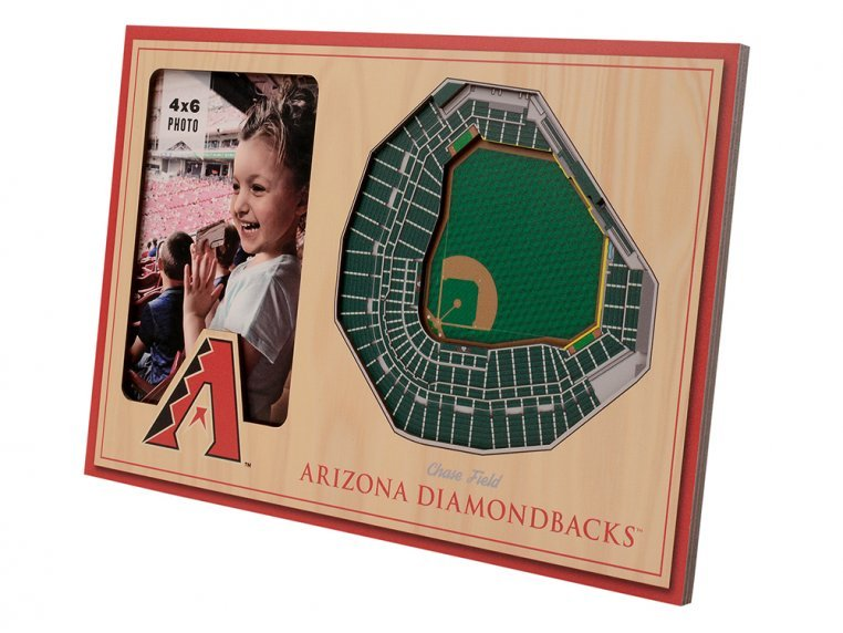 3D Stadium Picture Frame by StadiumViews - 26