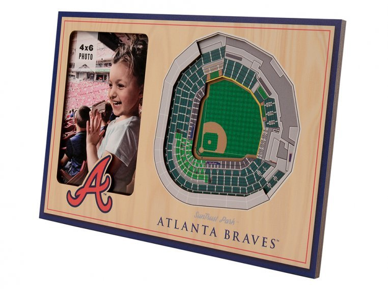 3D Stadium Picture Frame by StadiumViews - 27