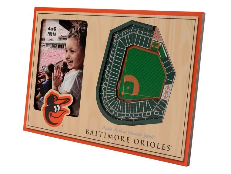 3D Stadium Picture Frame by StadiumViews - 28