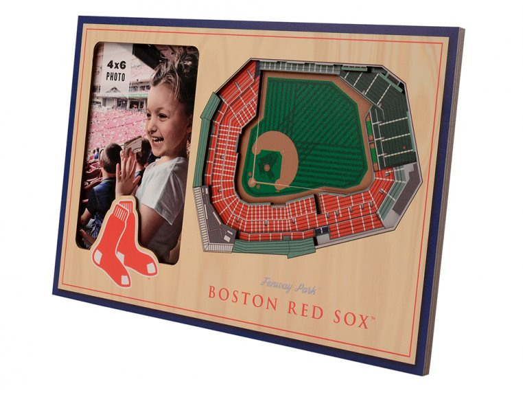 3D Stadium Picture Frame by StadiumViews - 29