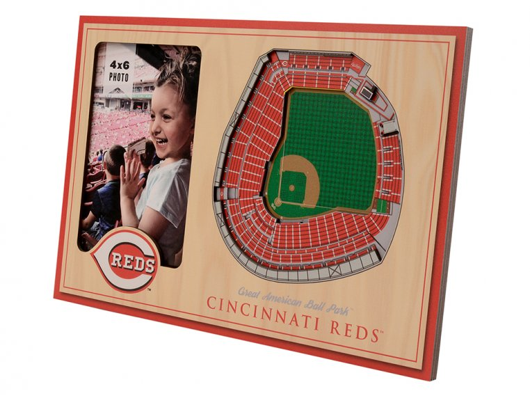 3D Stadium Picture Frame by StadiumViews - 31