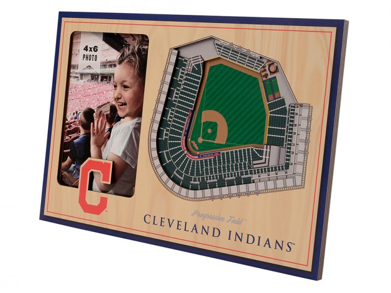 3D Stadium Picture Frame by StadiumViews - 32