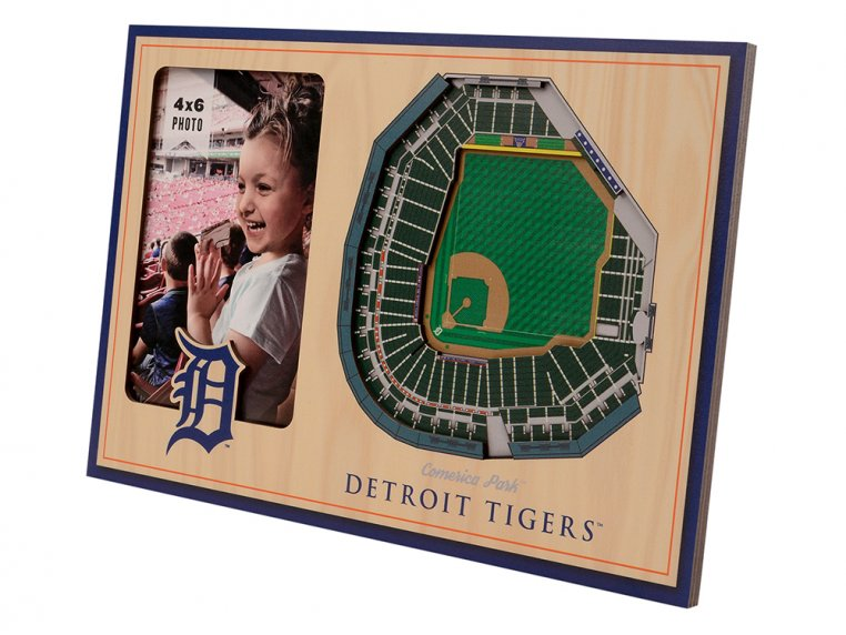 3D Stadium Picture Frame by StadiumViews - 33