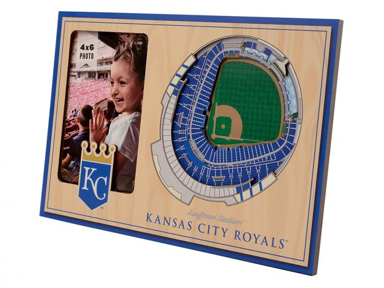 3D Stadium Picture Frame by StadiumViews - 34