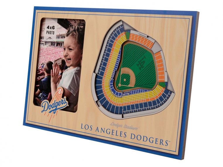 3D Stadium Picture Frame by StadiumViews - 35