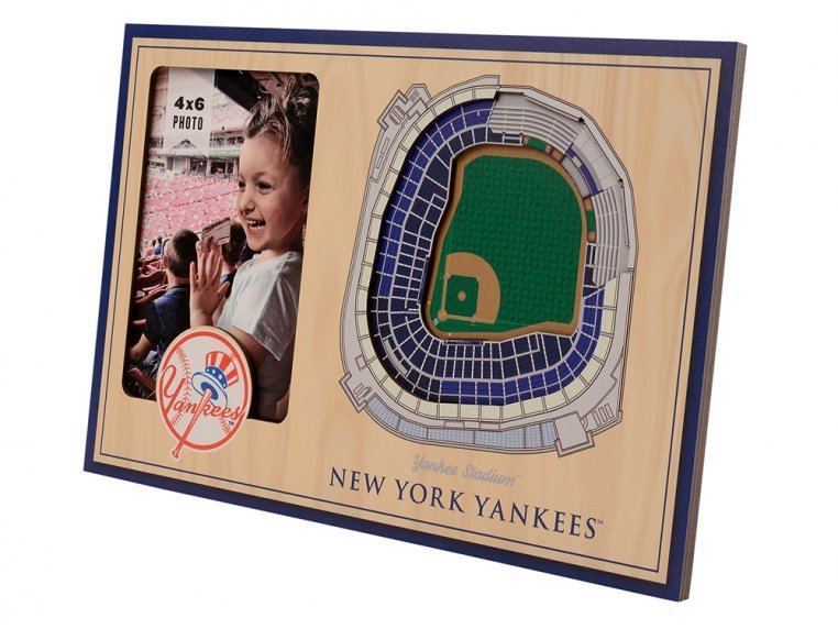 3D Stadium Picture Frame by StadiumViews - 38
