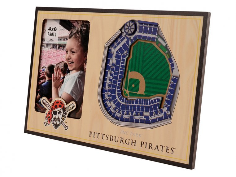 3D Stadium Picture Frame by StadiumViews - 39