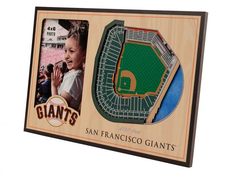 3D Stadium Picture Frame by StadiumViews - 40