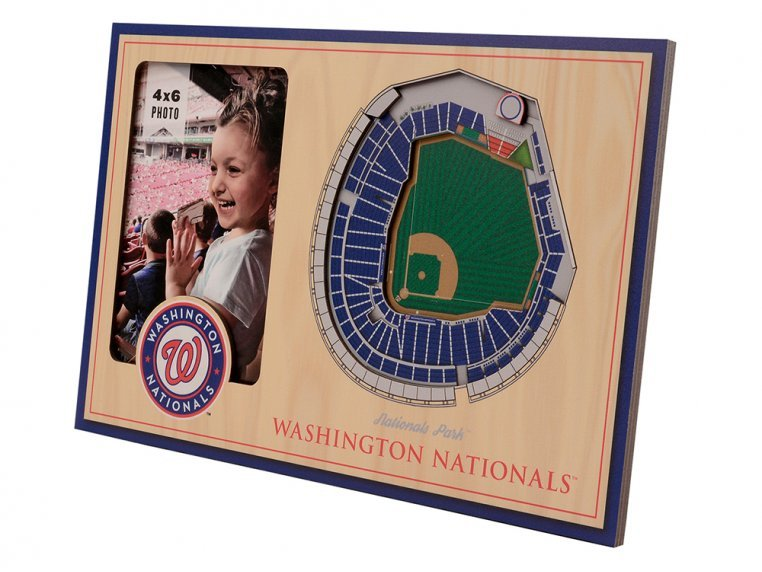 3D Stadium Picture Frame by StadiumViews - 41