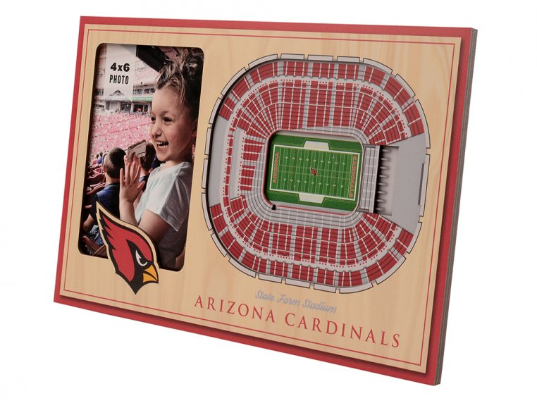 3D Stadium Picture Frame by StadiumViews - 42