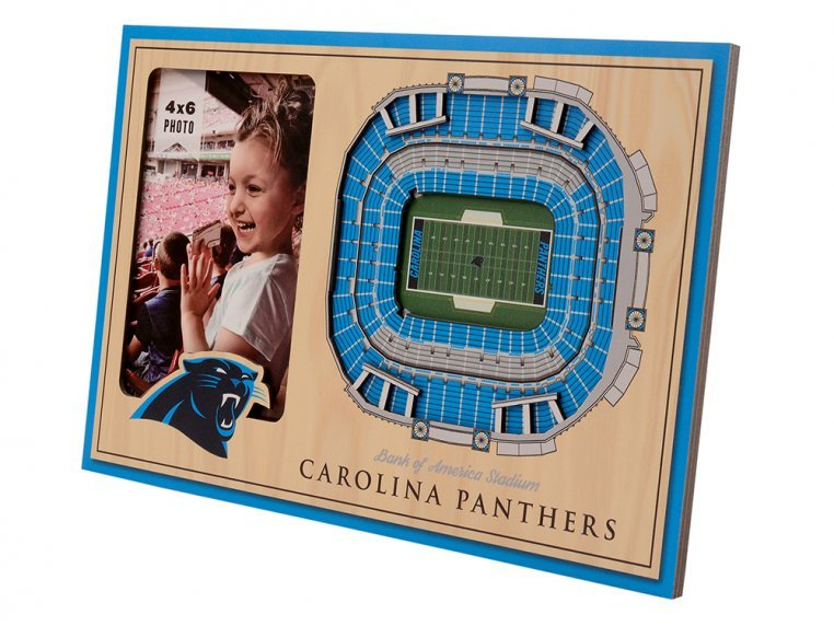 3D Stadium Picture Frame by StadiumViews - 46