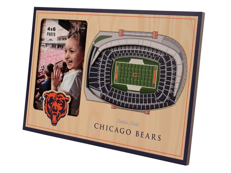 3D Stadium Picture Frame by StadiumViews - 47