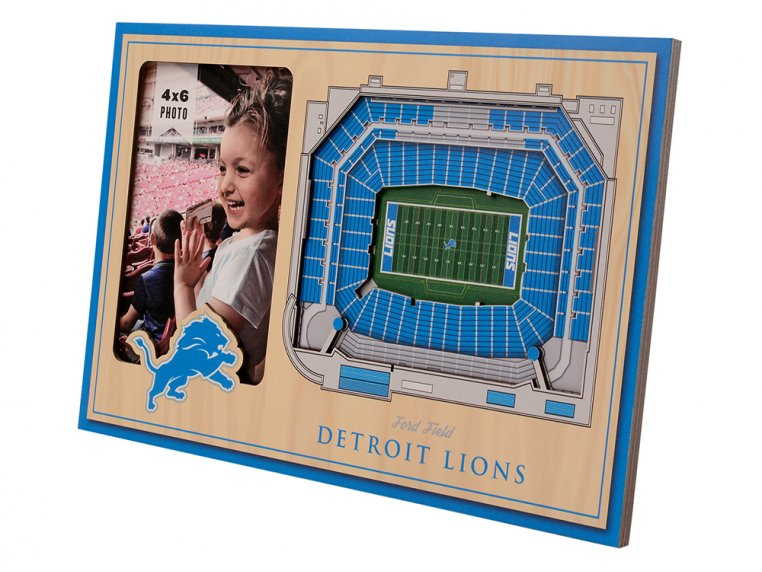 3D Stadium Picture Frame by StadiumViews - 51