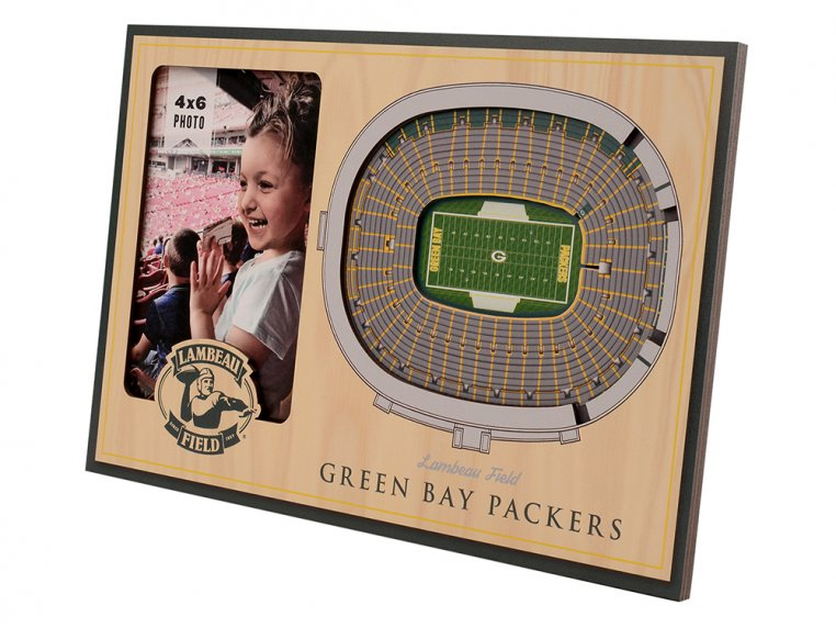 3D Stadium Picture Frame by StadiumViews - 52