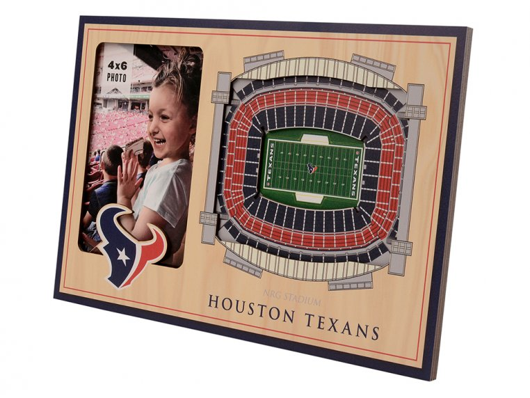 3D Stadium Picture Frame by StadiumViews - 53