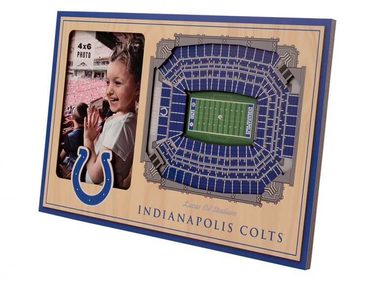 3D Stadium Picture Frame by StadiumViews - 54