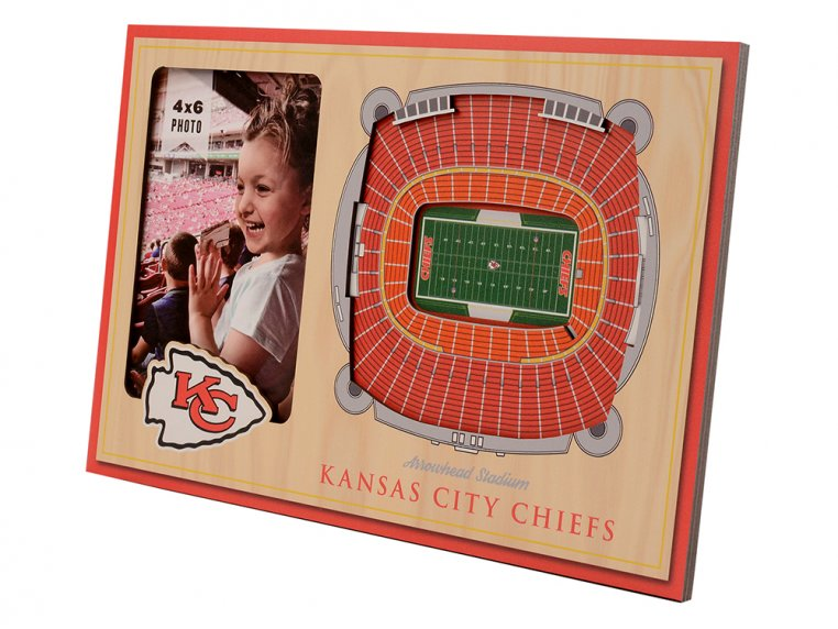 3D Stadium Picture Frame by StadiumViews - 55
