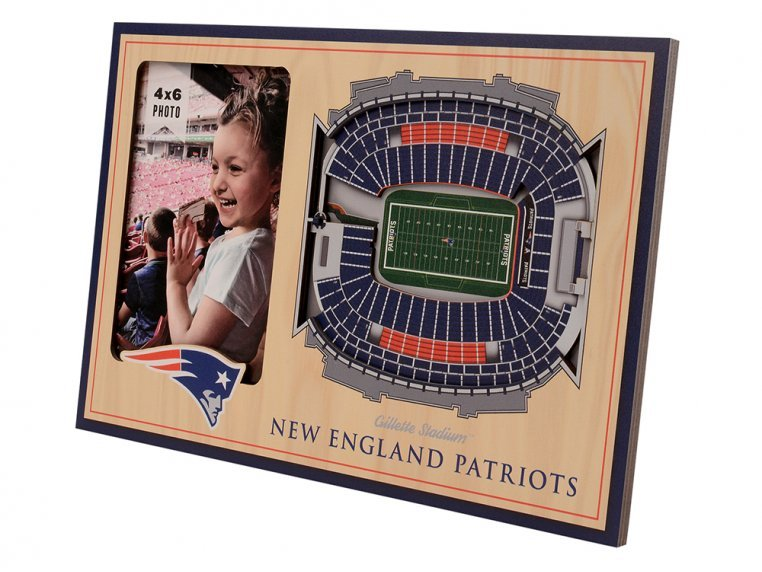 3D Stadium Picture Frame by StadiumViews - 58