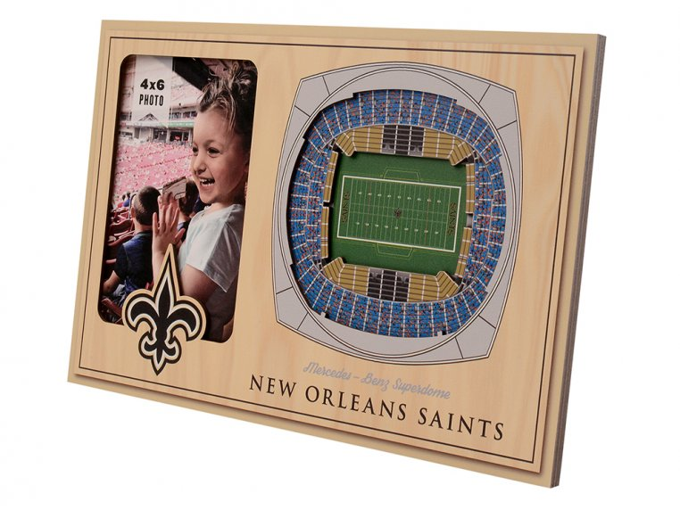 3D Stadium Picture Frame by StadiumViews - 59