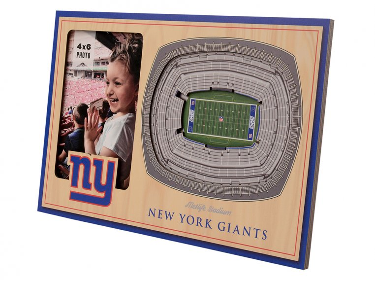 3D Stadium Picture Frame by StadiumViews - 60