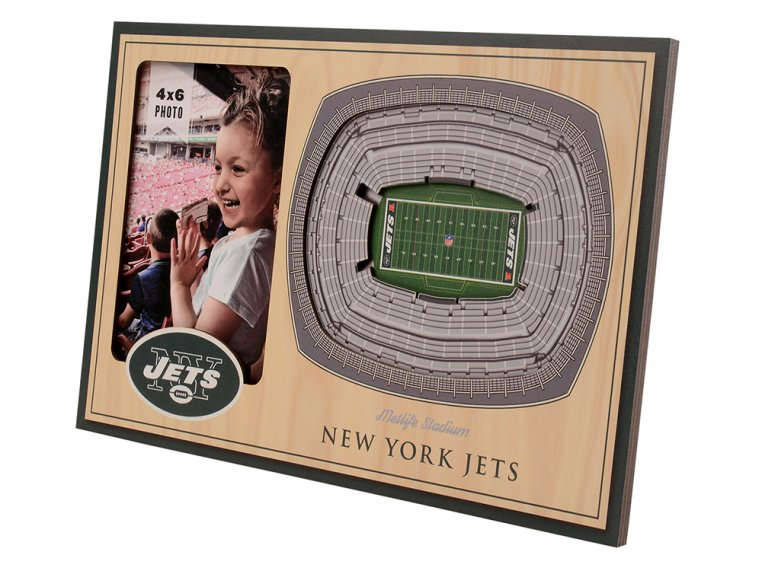 3D Stadium Picture Frame by StadiumViews - 61