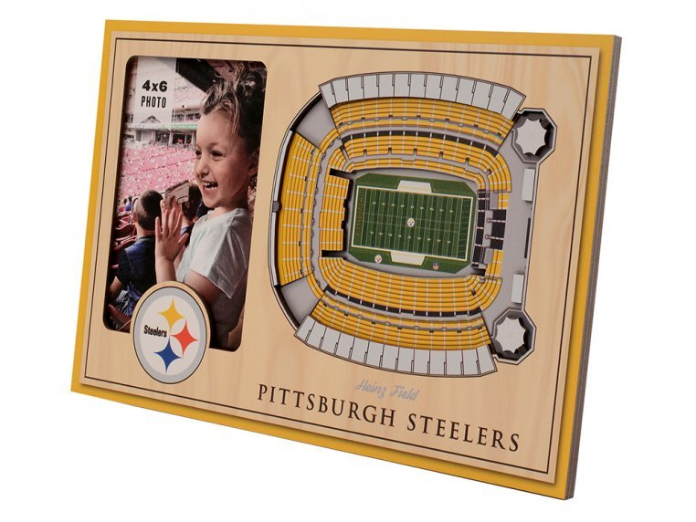 3D Stadium Picture Frame by StadiumViews - 63