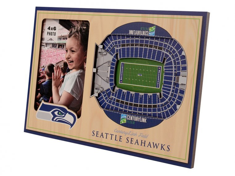 3D Stadium Picture Frame by StadiumViews - 65
