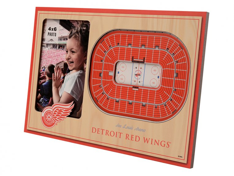 3D Stadium Picture Frame by StadiumViews - 69