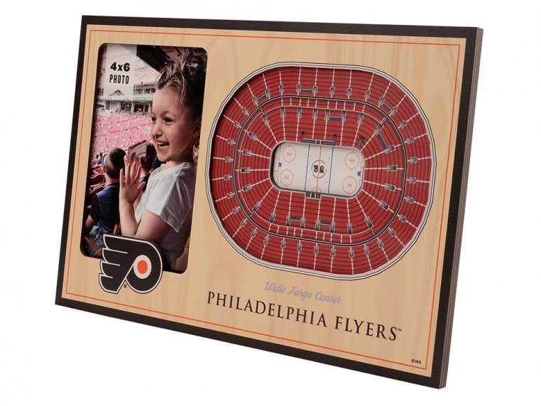 3D Stadium Picture Frame by StadiumViews - 70
