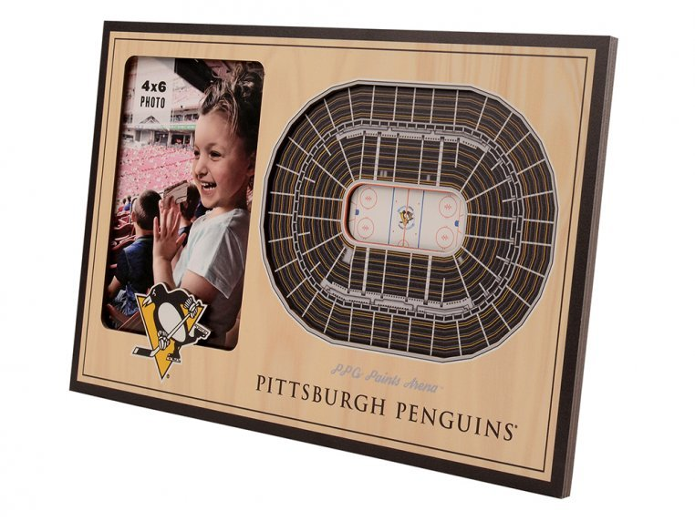 3D Stadium Picture Frame by StadiumViews - 71