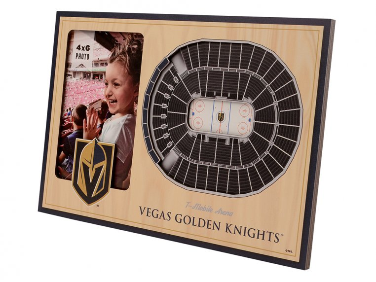 3D Stadium Picture Frame by StadiumViews - 72