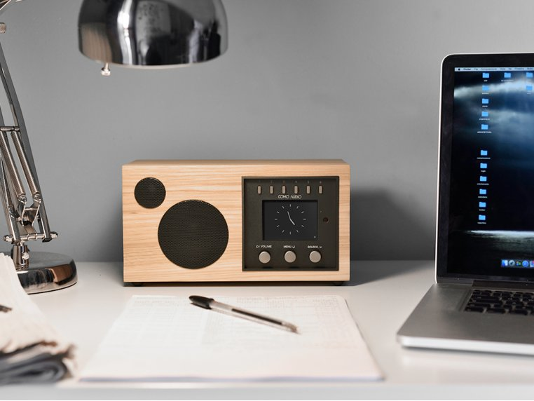 Solo Smart Connected Hi-Fi Music System by Como Audio - 2