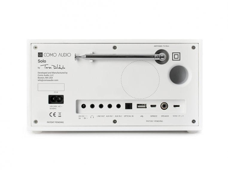 Solo Smart Connected Hi-Fi Music System by Como Audio - 5