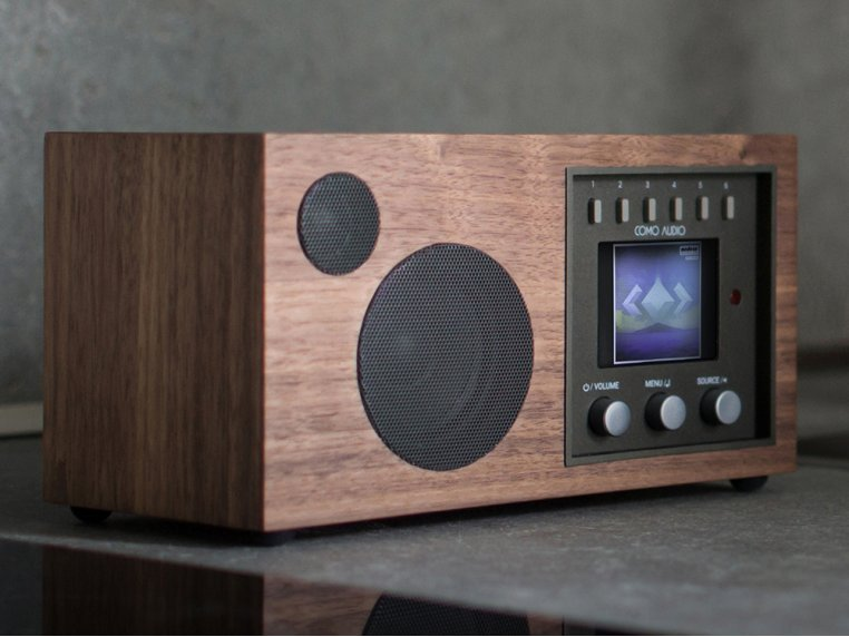 Solo Smart Connected Hi-Fi Music System by Como Audio - 1
