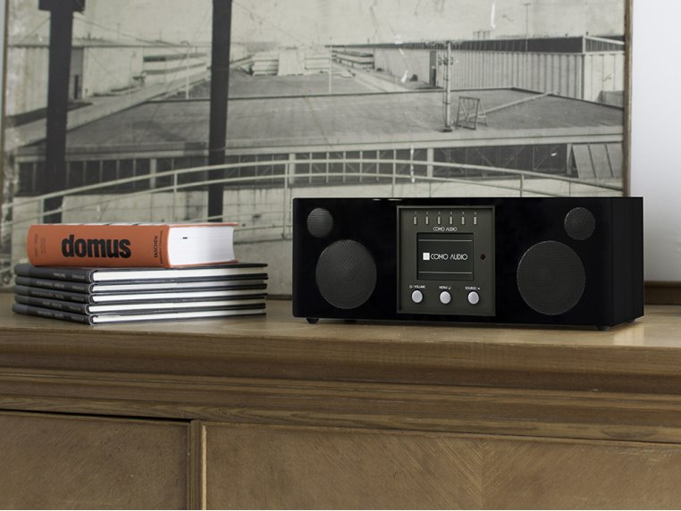Duetto Smart Connected Hi-Fi Music System by Como Audio - 2